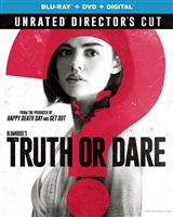 Truth or Dare: Director's Cut (BD/DVD + Digital Copy)