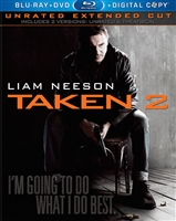 Taken 2: Unrated (BD/DVD + Digital Copy)