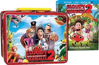 Cloudy With a Chance of Meatballs 2 w/ Lunch Box (BD/DVD + Digital Copy)(Exclusive)