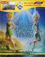 Secret of the Wings DigiBook (BD/DVD)(Exclusive)
