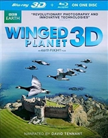 Winged Planet 3D (Exclusive)