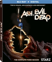 Ash vs Evil Dead: Season 3 (BD + Digital Copy)