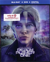 Ready Player One w/ Lenticular Slip (BD/DVD + Digital Copy)(Exclusive)