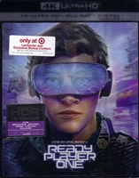 Ready Player One 4K w/ Lenticular Slip (BD + Digital Copy)(Exclusive)