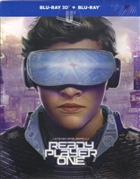 Ready Player One 3D Full Slip SteelBook (Korea)