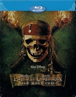 Pirates of the Caribbean: Dead Man's Chest SteelBook (Exclusive)
