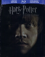 Harry Potter and the Goblet of Fire SteelBook (Canada)