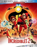Incredibles 2 (BD/DVD + Digital Copy)