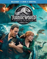 Jurassic World: Fallen Kingdom (BD/DVD + Digital Copy)