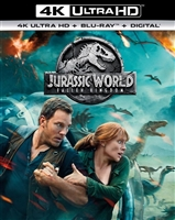 Jurassic World: Fallen Kingdom 4K (BD + Digital Copy)