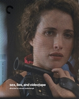 Sex, Lies and Videotape: Criterion Collection DigiPack