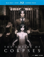The Empire of Corpses (Slip)