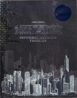 Infernal Affairs Trilogy Full Slip SteelBook (Korea)