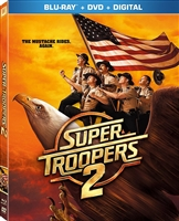 Super Troopers 2 (BD/DVD + Digital Copy)