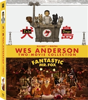 Isle of Dogs / Fantastic Mr. Fox (BD + Digital Copy)