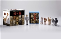Isle of Dogs: Gift Set (BD/DVD + Digital Copy)