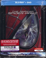 The Amazing Spider-Man 2 SteelBook (BD/DVD + Digital Copy)(Canada)