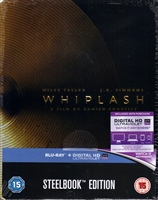 Whiplash SteelBook (BD + Digital Copy)(UK)