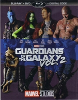 Guardians of the Galaxy: Vol. 2 (Re-release)(BD/DVD + Digital Copy)(Exclusive)