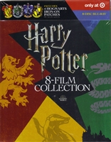 Harry Potter: The Complete 8-Film Collection w/ Patches (Exclusive)