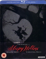 Sleepy Hollow SteelBook (UK)