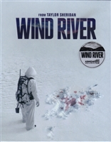 Wind River Full Slip SteelBook (Korea)
