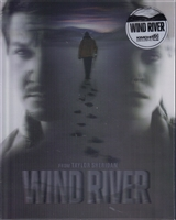 Wind River Lenticular SteelBook (Korea)