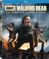 The Walking Dead: Season 8 (BD + Digital Copy)