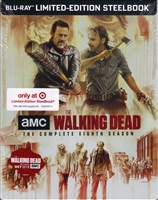 The Walking Dead: Season 8 SteelBook (BD + Digital Copy)(Exclusive)