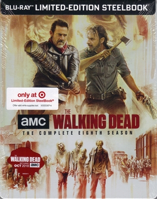 The Walking Dead: Season 8 SteelBook (Exclusive)