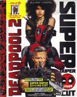 Deadpool 2 w/ Booklet (BD + Digital Copy)(Exclusive)