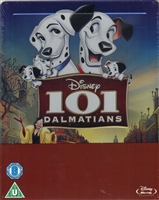 101 Dalmatians SteelBook: Disney Collection #10 (UK)