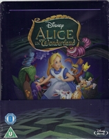 Alice in Wonderland SteelBook: Disney Collection #11 (1951)(UK)