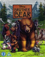 Brother Bear SteelBook (UK)