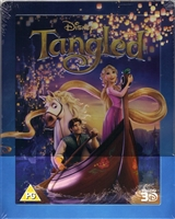 Tangled 3D SteelBook: The Disney Collection #28 (UK)