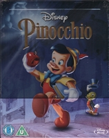 Pinocchio SteelBook: Disney Collection #17 (UK)