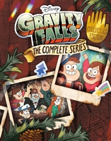 Gravity Falls: The Complete Series - Collector's Edition
