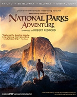National Parks Adventure 3D & 4K (BD + Digital Copy)