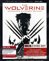 The Wolverine 3D: Extended Cut w/ Bonus Digital Content (BD/DVD + Digital Copy)(Exclusive)