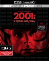 2001: A Space Odyssey 4K (BD + Digital Copy)