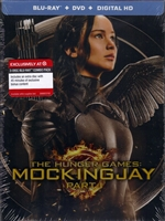 The Hunger Games: Mockingjay - Part 1 (BD + Digital Copy)(DigiBook)(G1)(Exclusive)