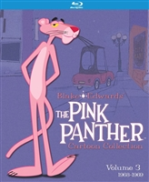 The Pink Panther Cartoon Collection: Volume 3