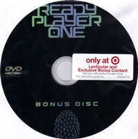 Ready Player One Bonus Disc (Exclusive)