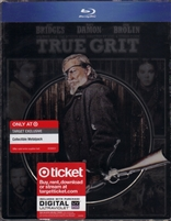 True Grit MetalPak (BD + Digital Copy)(2010)(Exclusive)