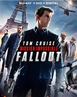 Mission: Impossible - Fallout (BD/DVD + Digital Copy)