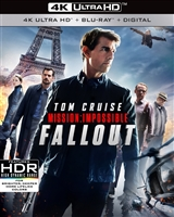 Mission: Impossible - Fallout 4K (BD + Digital Copy)