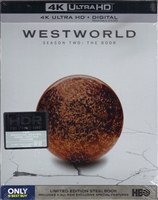 Westworld: Season 2 4K SteelBook (BD + Digital Copy)(Exclusive)
