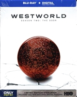 Westworld: Season 2 SteelBook (BD + Digital Copy)(Exclusive)