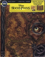 Hocus Pocus: 25th Anniversary Edition SteelBook (BD + Digital Copy)(Exclusive)