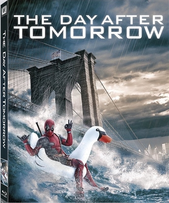 The Day After Tomorrow übersetzung